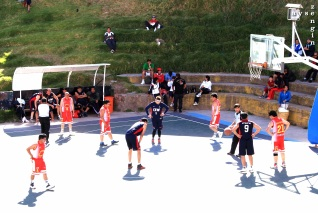 local basketball