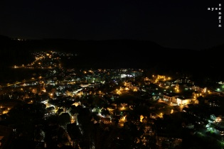Bad Liebenzell by night