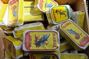 Portuguese love preserved sardines...